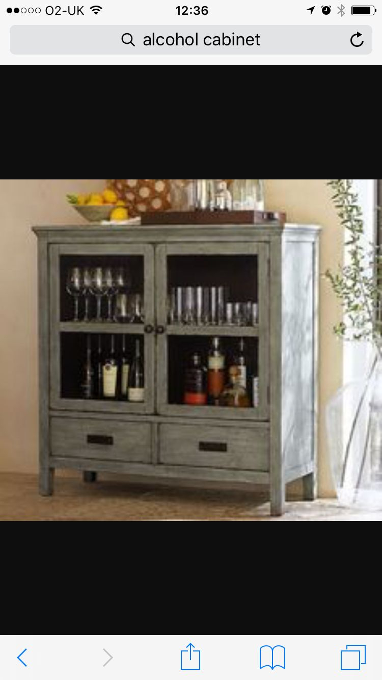 Alcohol Cabinet Idea Remodel Bars For Home Home in sizing 750 X 1334