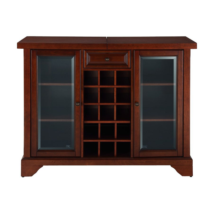 Crosley Furniture Lafayette 47 In X 36 In Rubberwood intended for dimensions 900 X 900