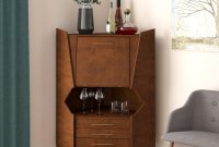 Hester Corner Bar Cabinet in measurements 2000 X 2000