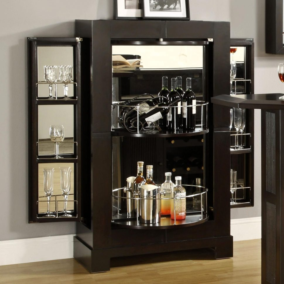 Home Bar Display Cabinet Display Cabinet inside sizing 970 X 970