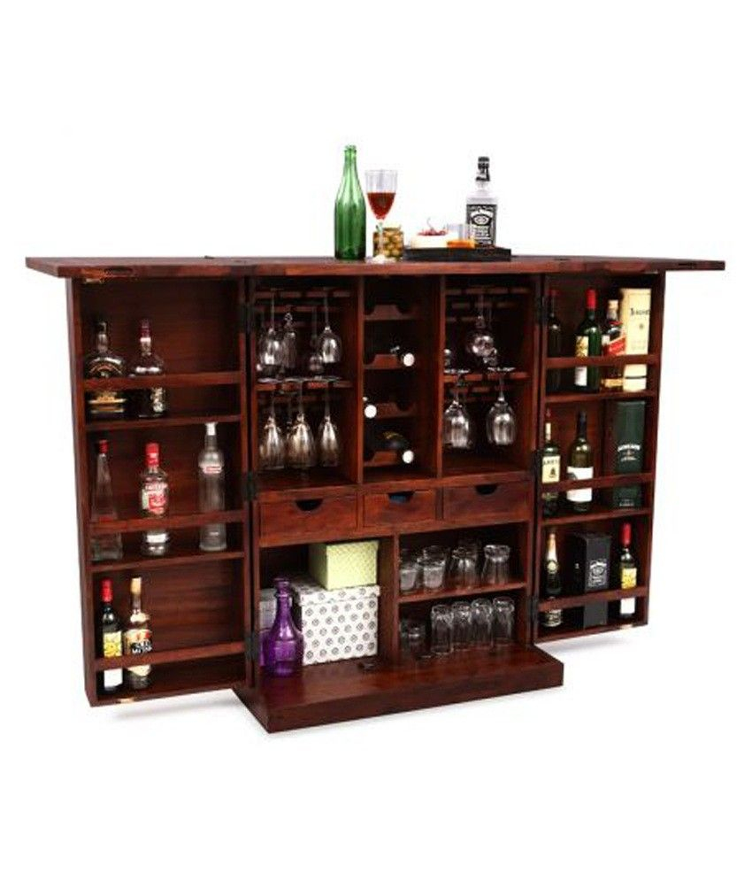 Home Decor Best Bar Cabinet Designs In India Indian Home pertaining to sizing 850 X 995
