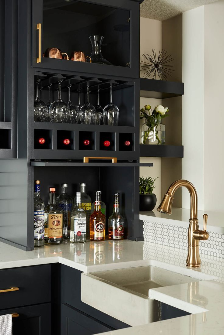 Home Wet Bar Designs In 2019 Bars For Home Wine Glass throughout measurements 736 X 1103