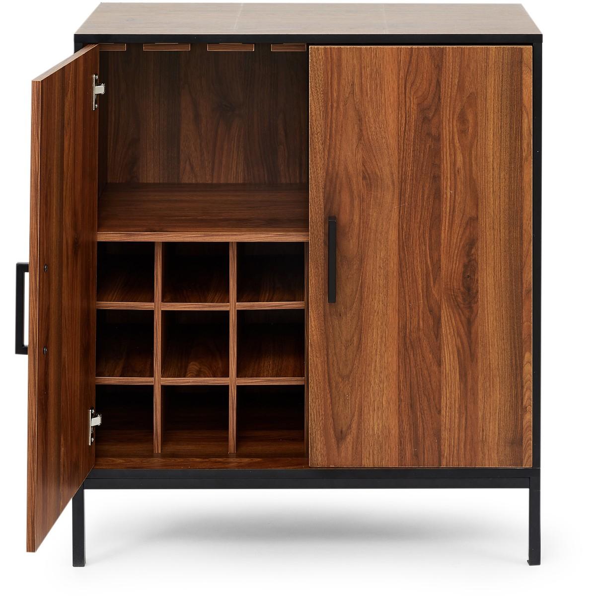 Kodu Bar Cabinet within measurements 1200 X 1200