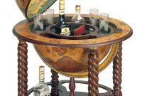 Large Globe Drinks Cabinet Andromeda in size 1028 X 1800