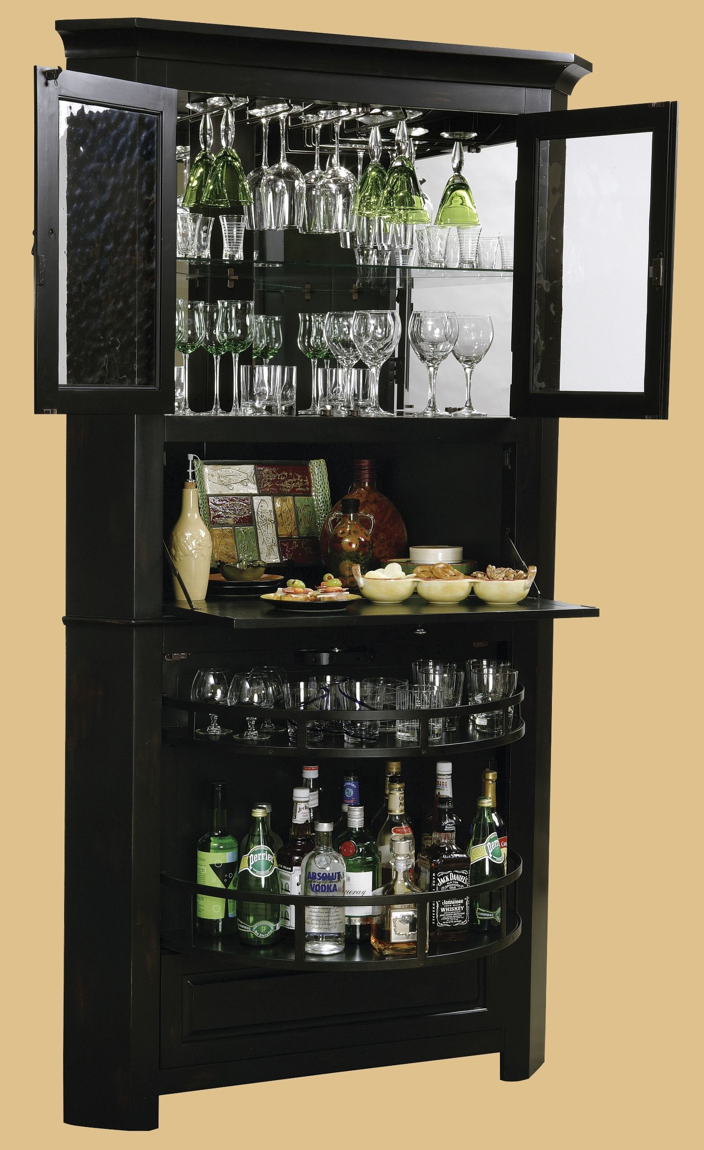 Pin Tarah Fahrney On Woodworking Ideas Corner Wine with sizing 1439 X 2350