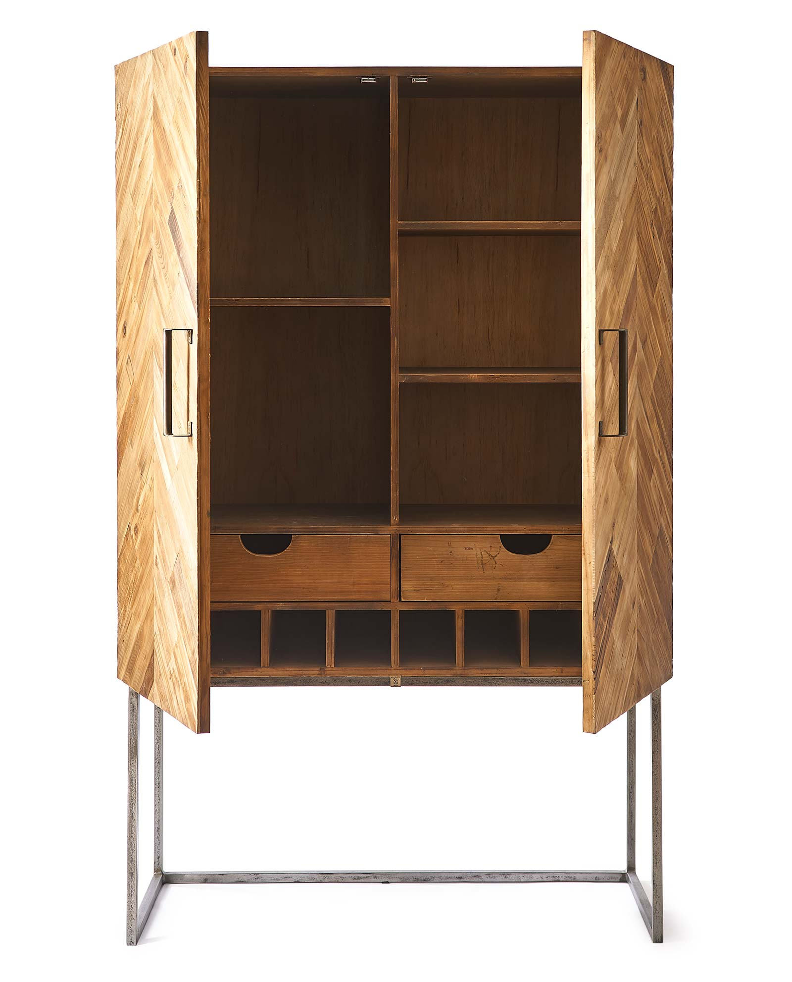 Rivira Maison Bar Cabinet Tribeca in proportions 1600 X 1982