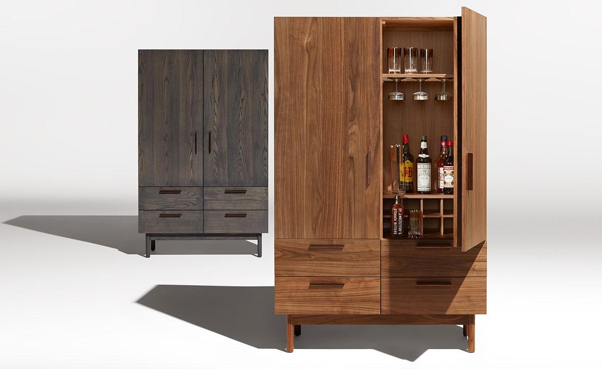 Shale Bar Cabinet regarding sizing 1200 X 736