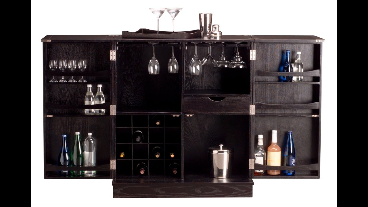 Small Bar Cabinet Ideas intended for measurements 1280 X 720