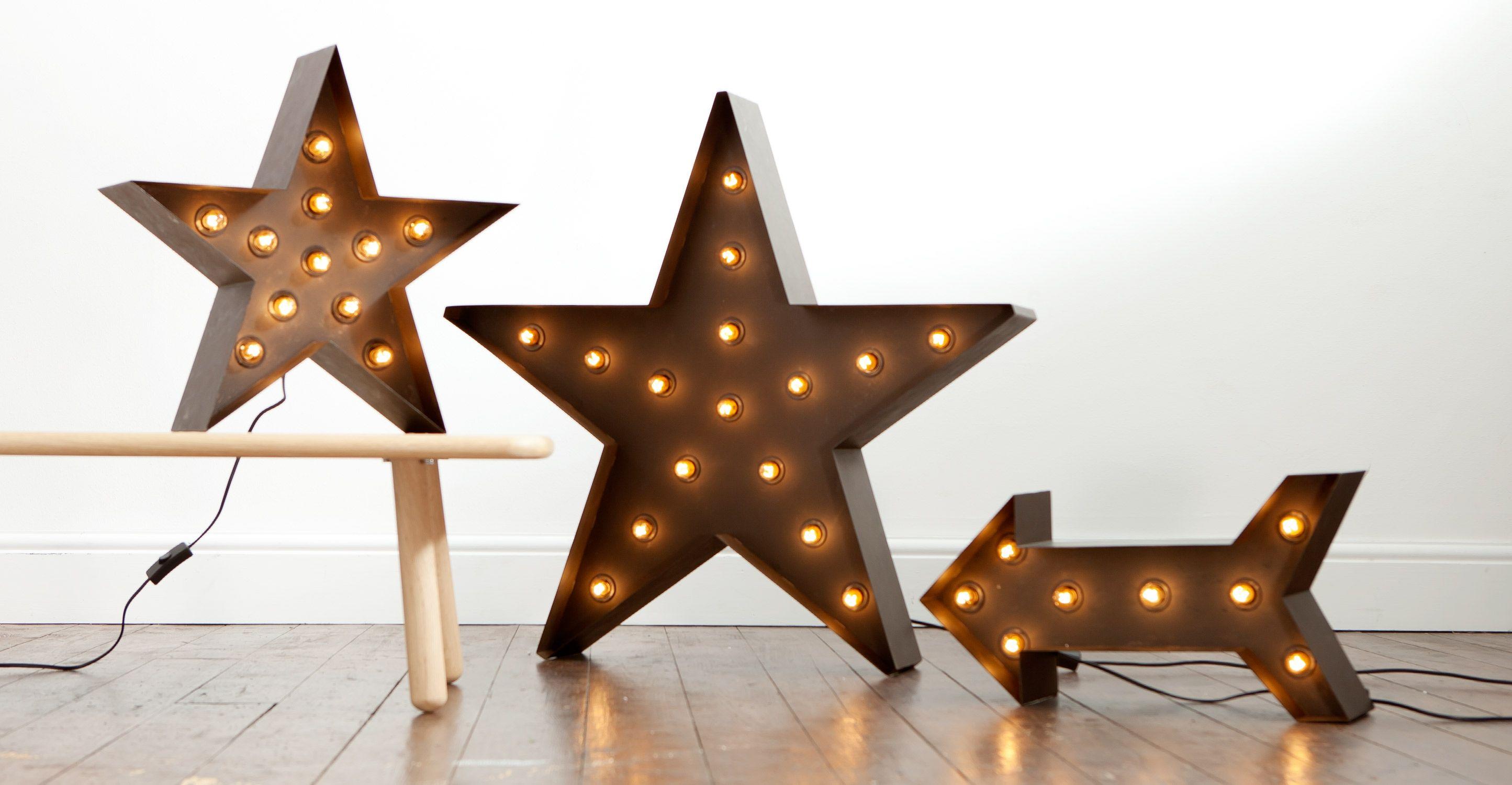 Black Star Floor Lamp Broadway Nesting Black Table inside dimensions 2889 X 1500