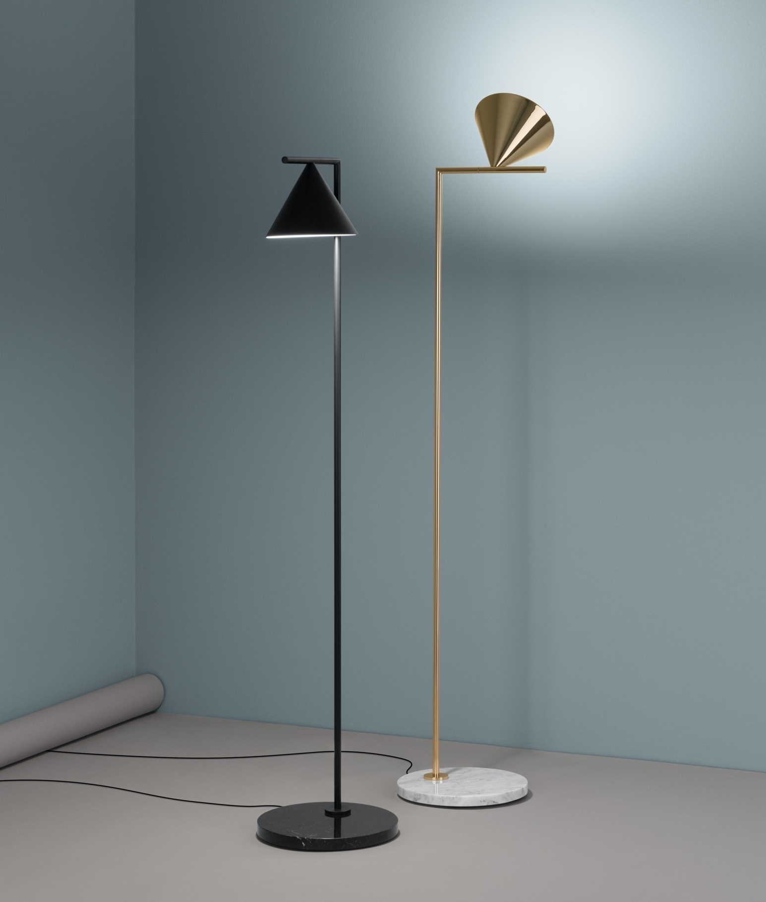 Captain Flint Floor Lamp Flos for sizing 1545 X 1819