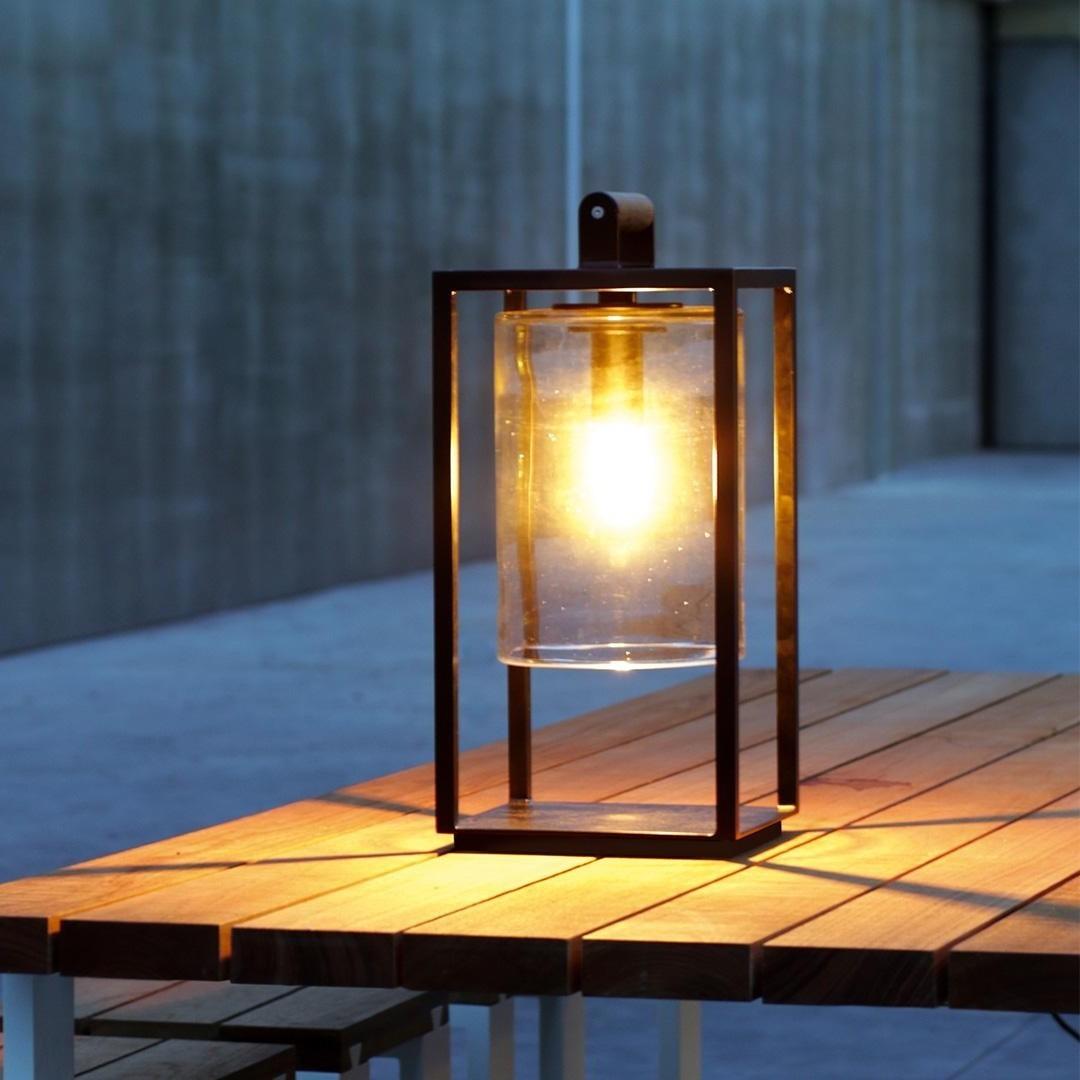 Dome Small Outdoor Garden Floor Lamp regarding sizing 1080 X 1080