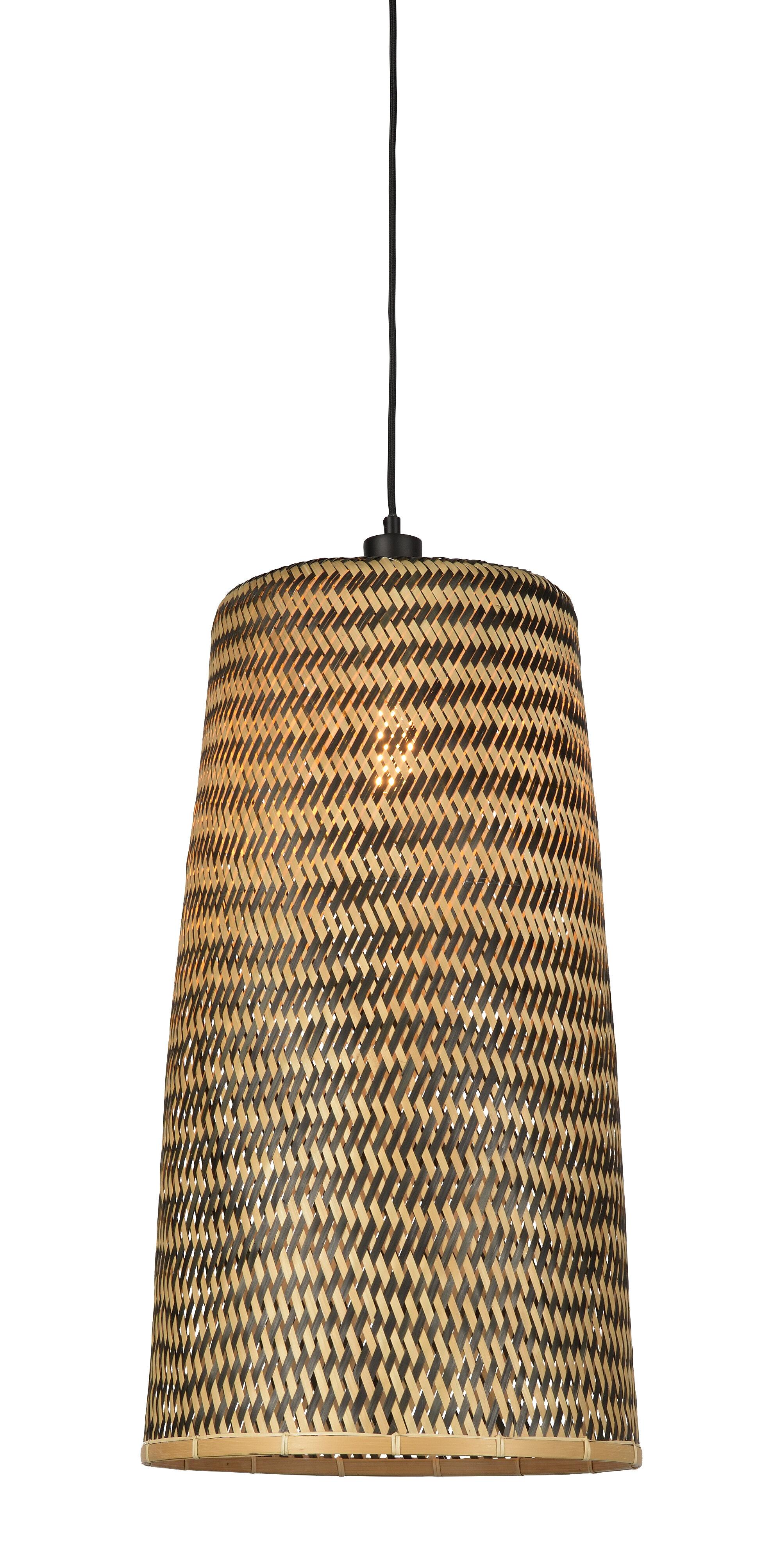Glocken Pendelleuchte 1 Flammig Kalimantan for size 1976 X 4013