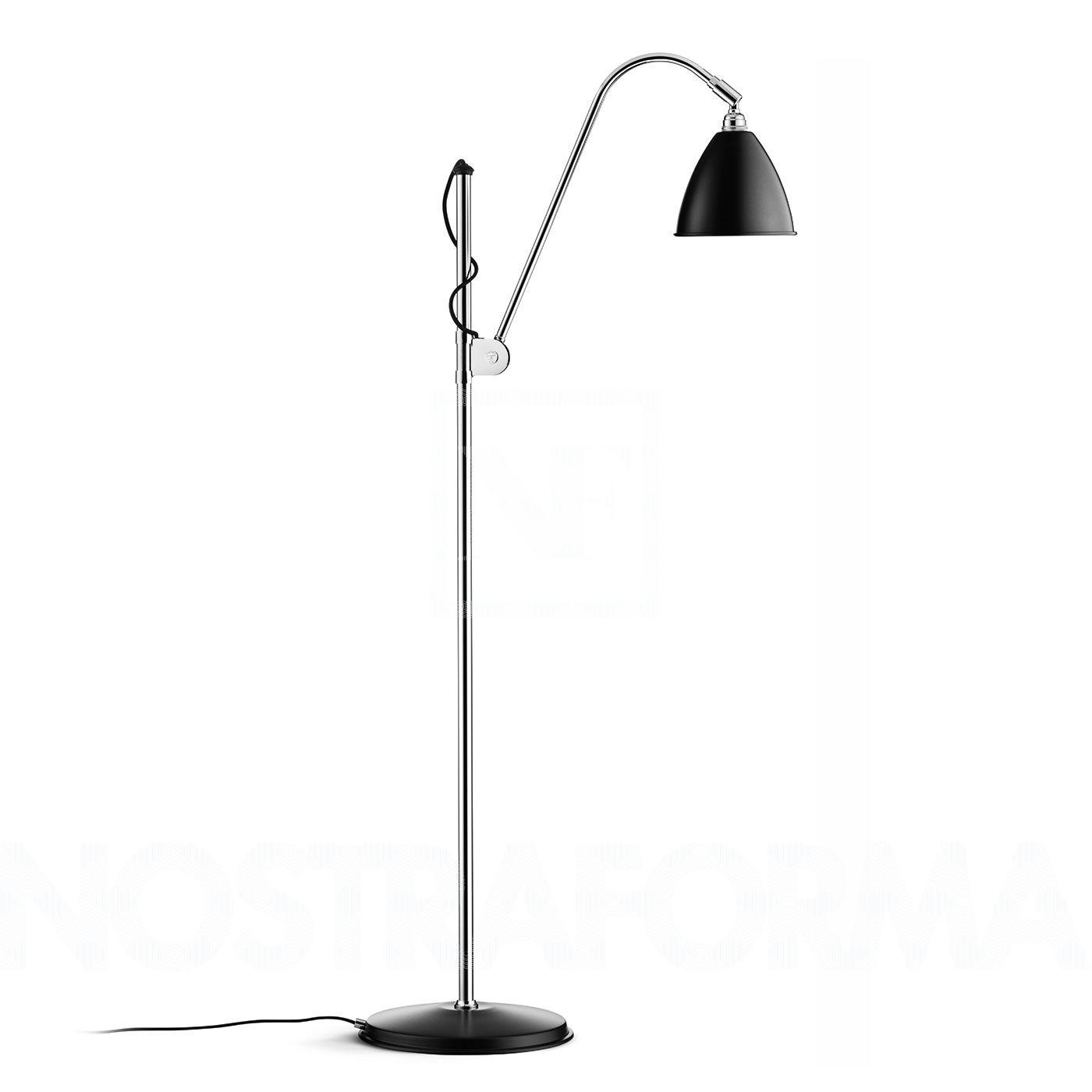 Gubi Bestlite Bl3 S Floor Lamp in size 1400 X 1400