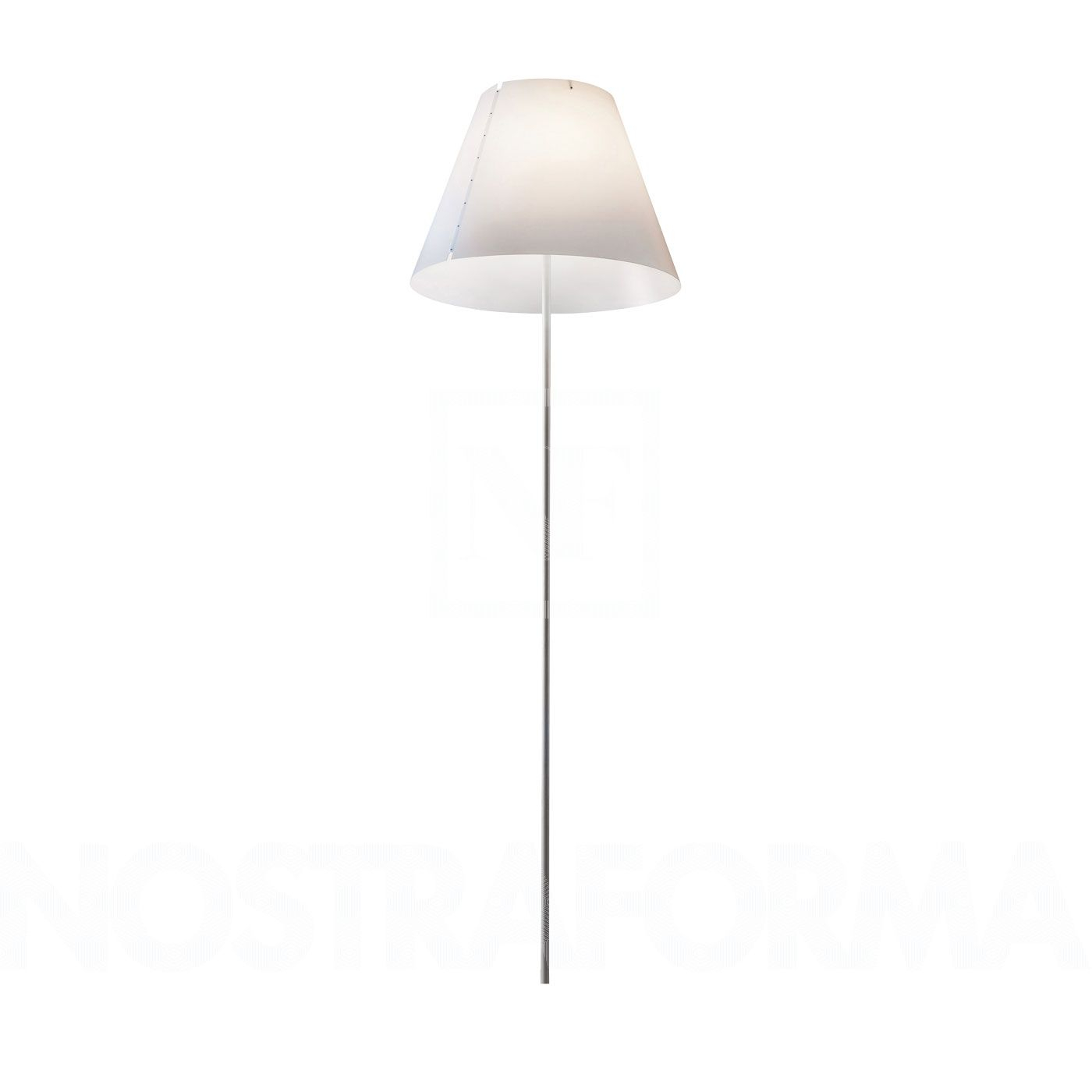 Luceplan Grande Costanza Open Air Floor Lamp With Spike for size 1400 X 1400