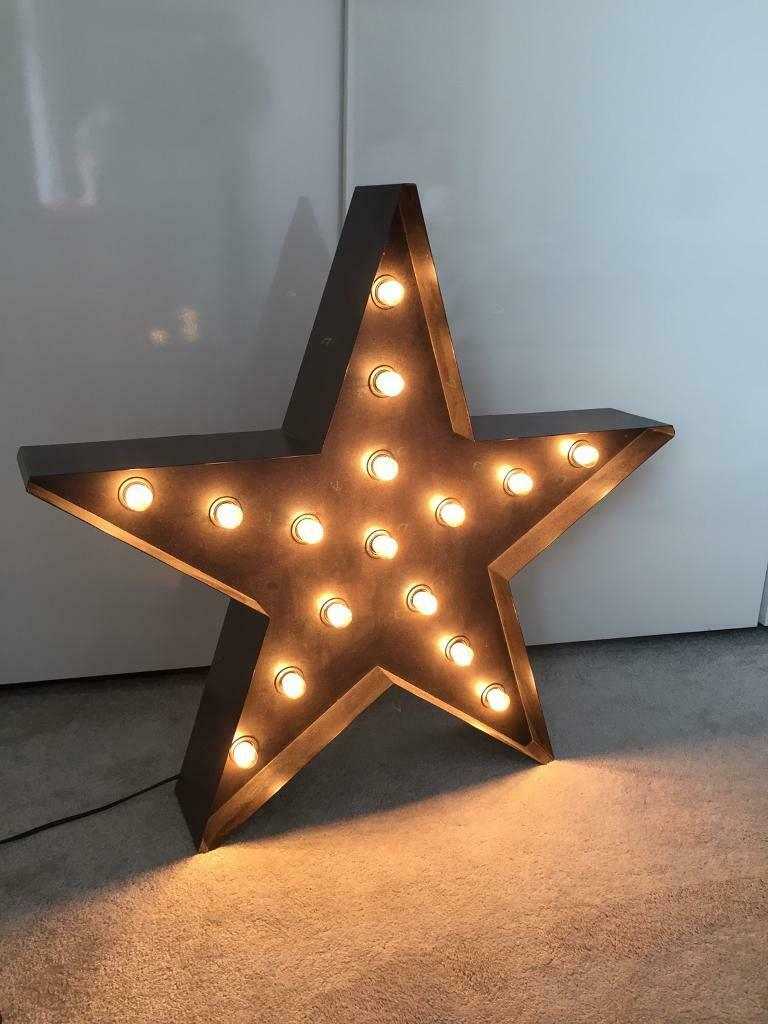 Made Broadway Star Floor Lamp In Altrincham Manchester Gumtree with regard to measurements 768 X 1024