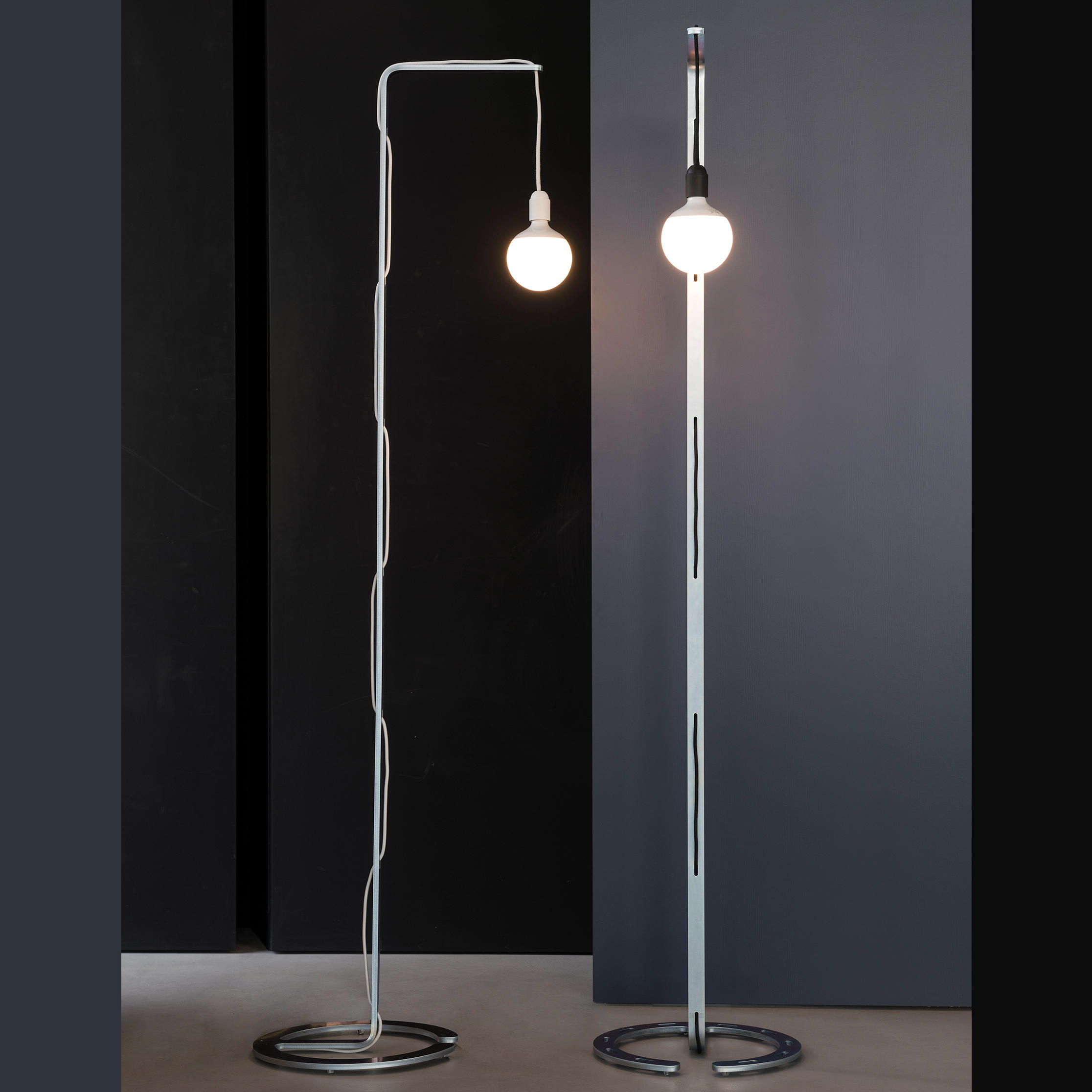 Pallas Floor Lamp Cabinet Ideas