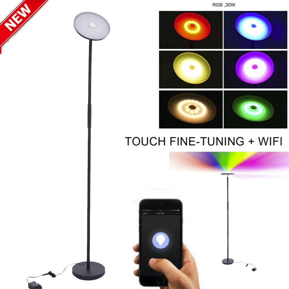 Tenergy Led Floor Lamp Cabinet Ideas