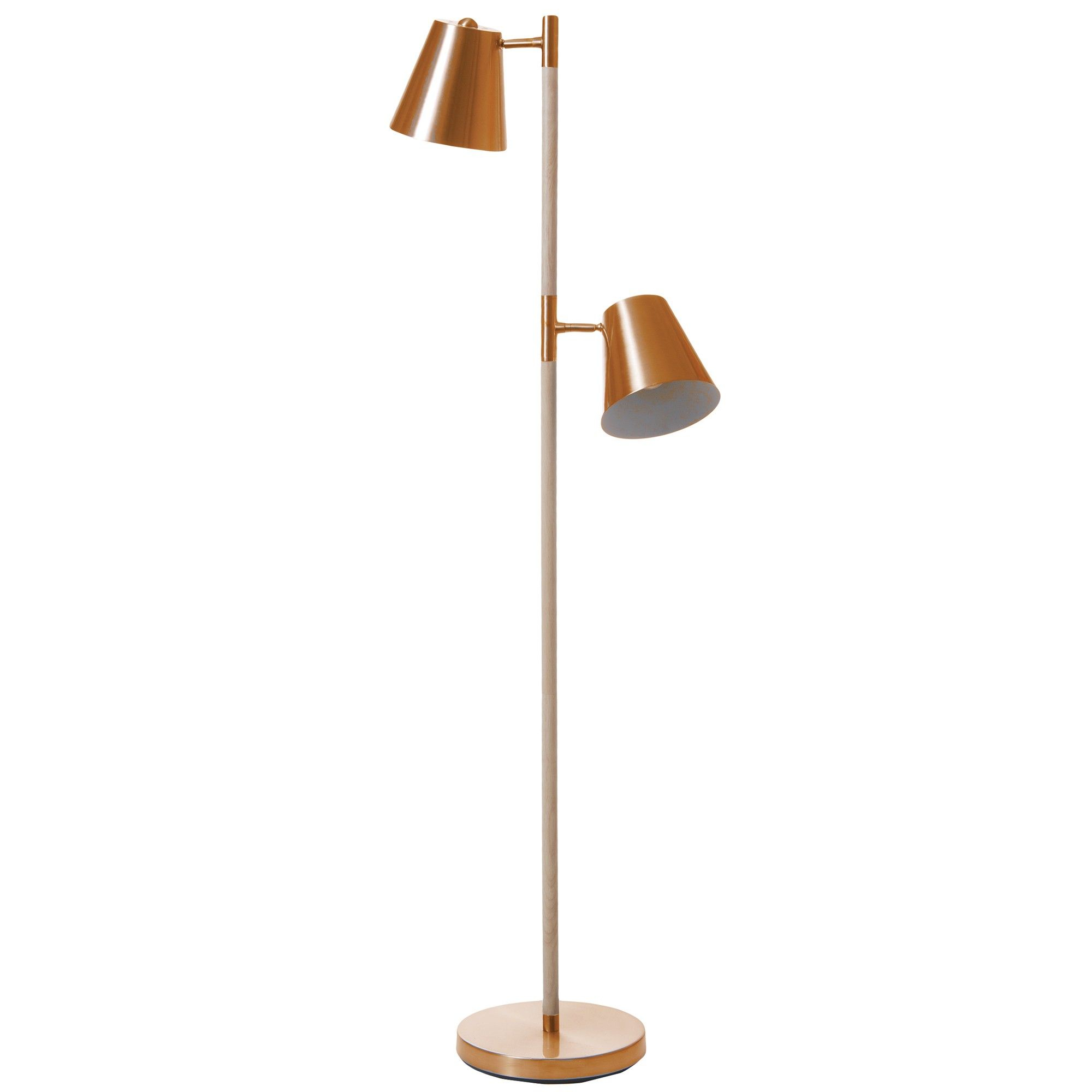 Rubi Floor Lamp Copper Howkapow Myhowkapow Howkapow within dimensions 2000 X 2000