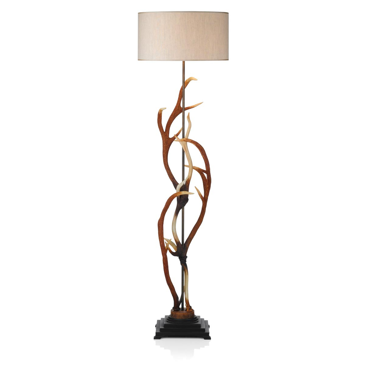 Rustic Floor Lamp With Table Light Fixtures Design Ideas with measurements 1200 X 1200