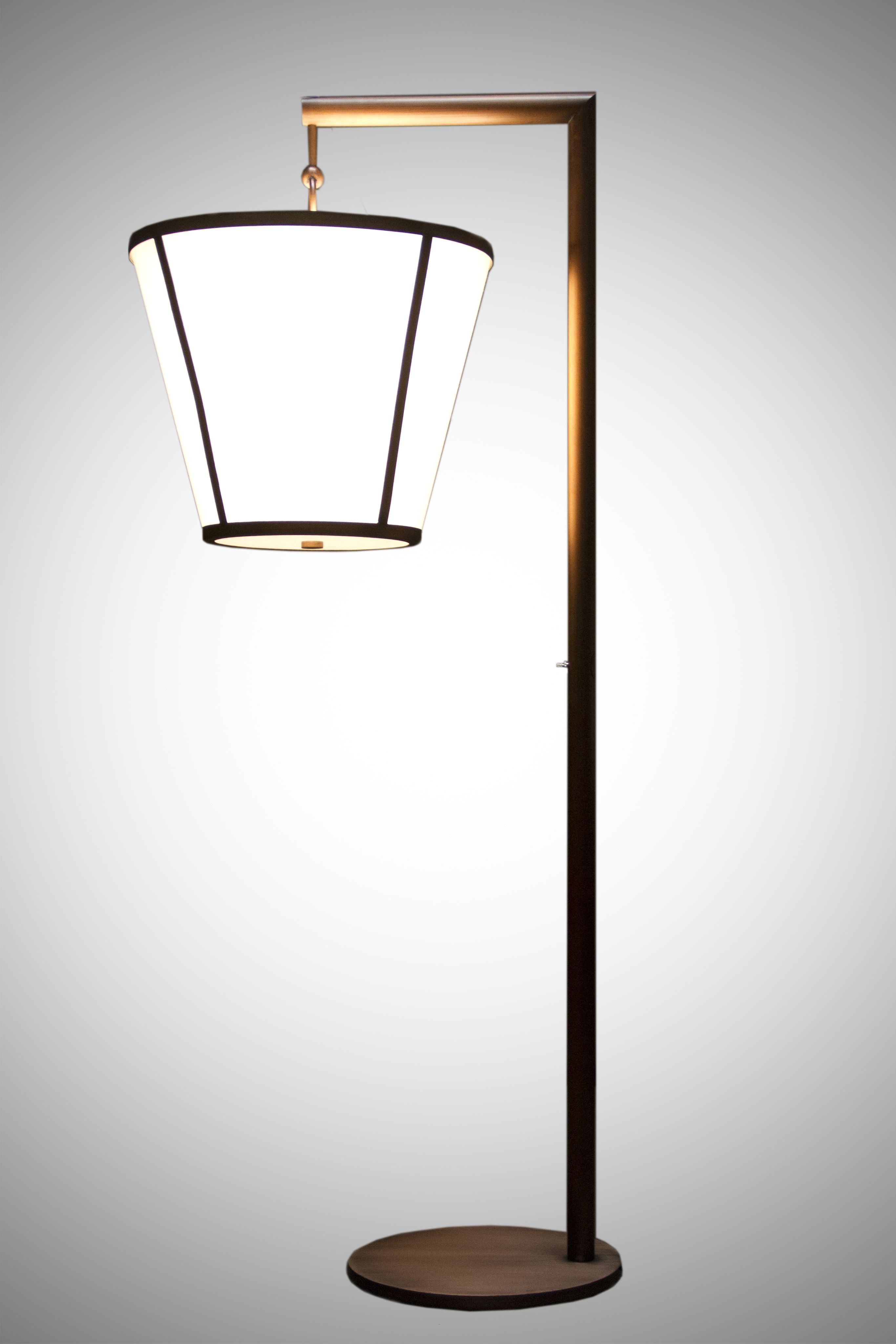 Spike Lighting Floor Lamp For Riverplace Hotel D in sizing 2731 X 4096