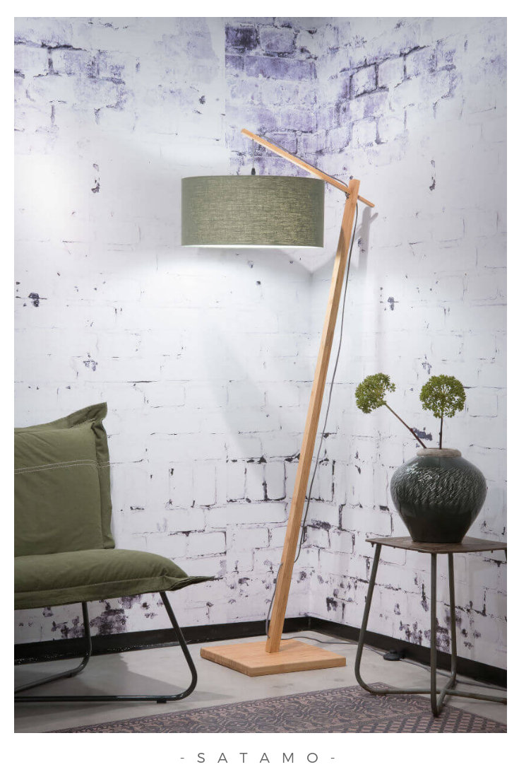 Stehleuchte Andes Home Decor In 2019 Floor Lamp Modern for proportions 735 X 1102