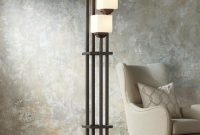Torchiere Floor Lamp Tree Four Light Bronze with regard to dimensions 1122 X 1600