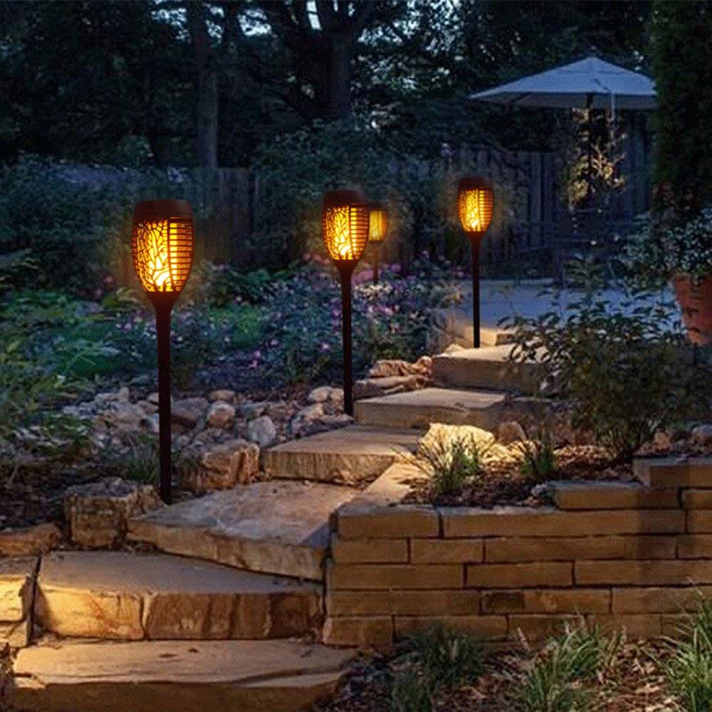 Us 1566 56 Off1pcs Solar Floor Light Outdoor Waterproof Lights Lantern Lamp Garden Pathways Yard Patio Floor Light Grondspot In Led Underground intended for proportions 1000 X 1000