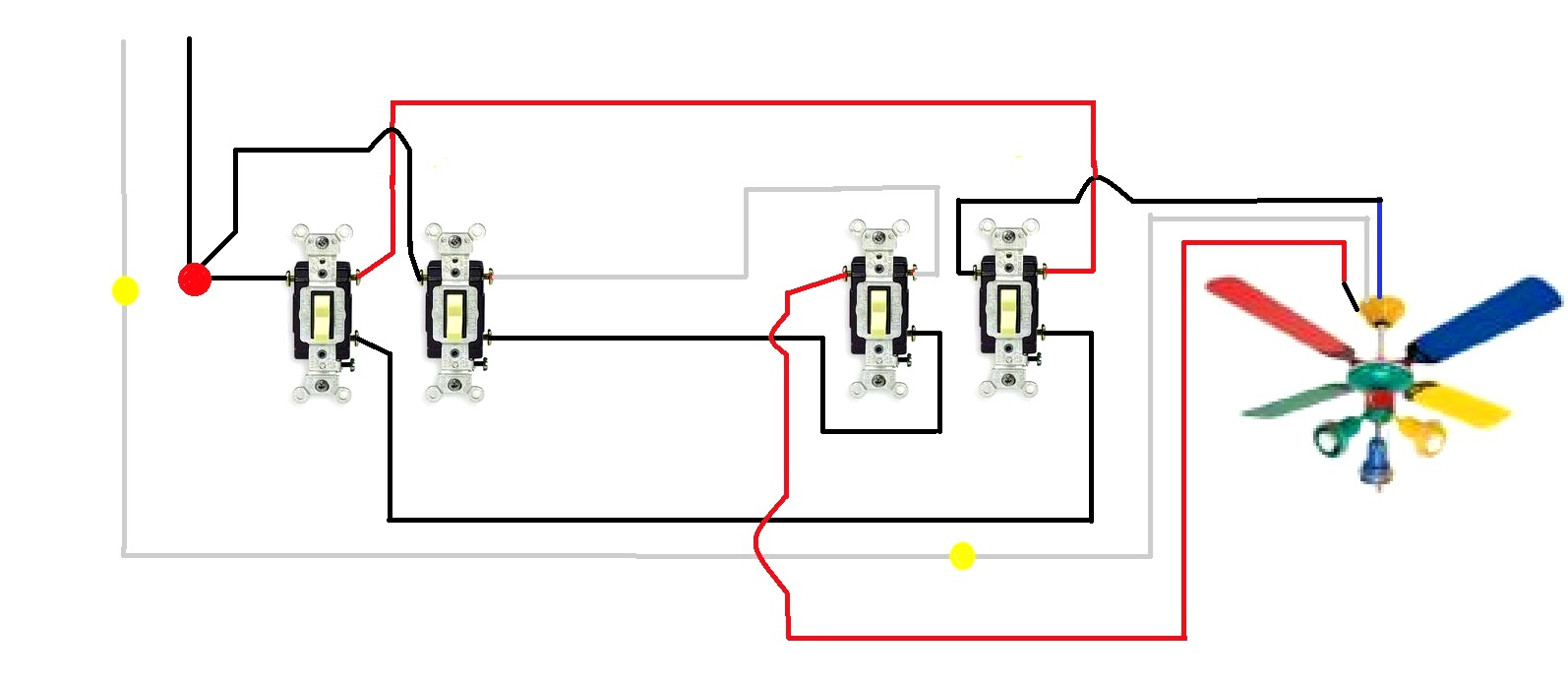 Diagram 3 Sd Ceiling Fan Switch Wiring Diagram In The Full Version Hd Quality In The Porschematic7 Ancoraweb It