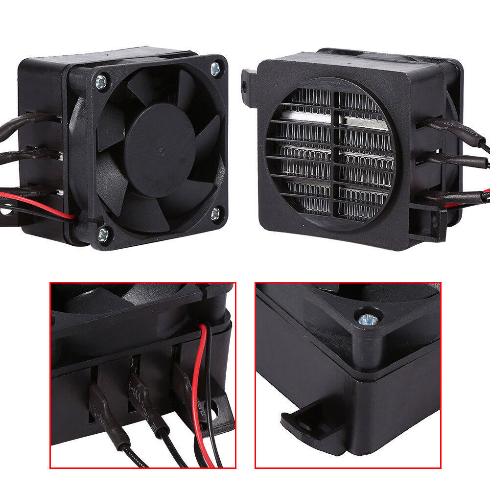 1224v Ptc Cars Fan Air Heater Constant Temperature Heating Element Heaters pertaining to proportions 1001 X 1001