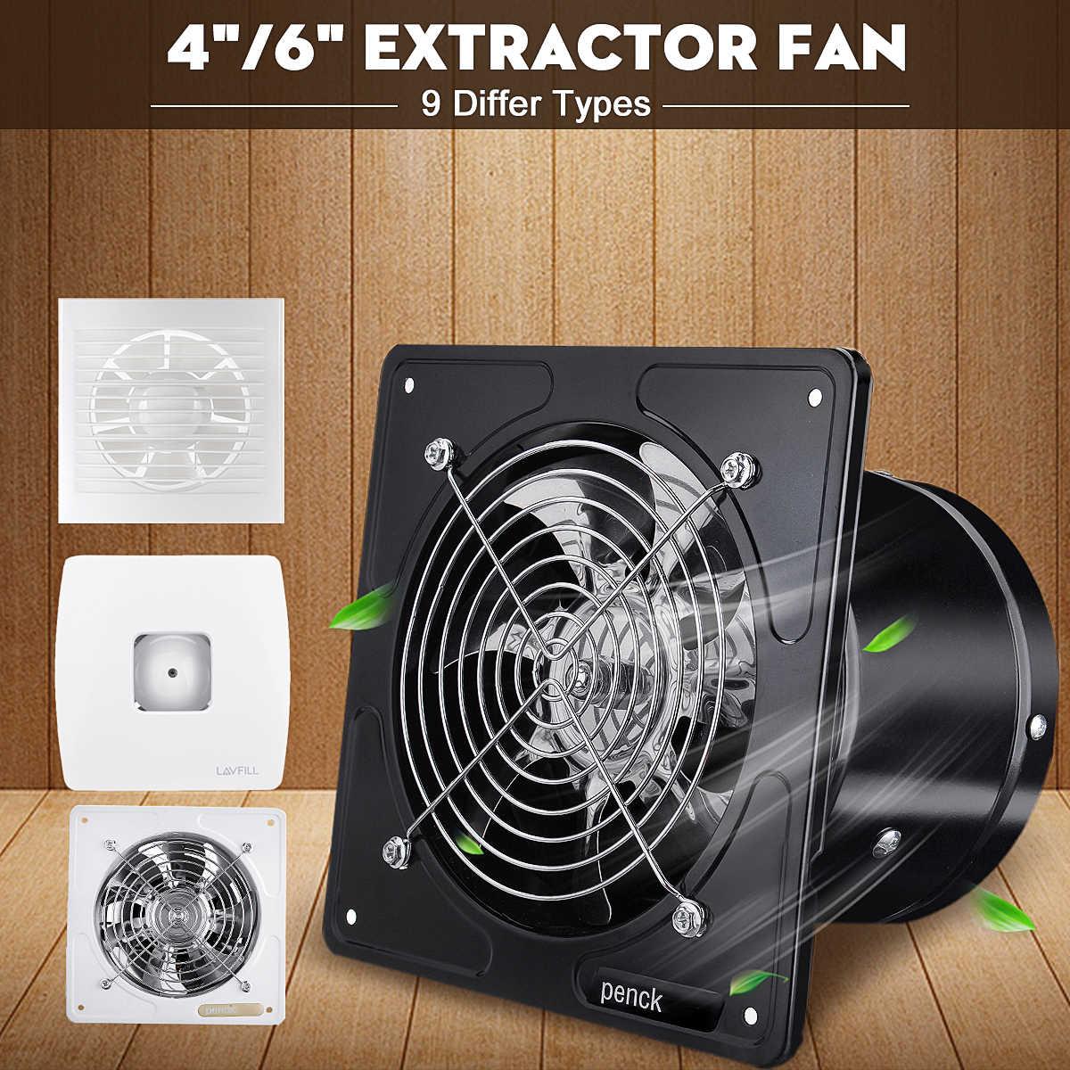 6 Inch 220v Ceiling Window Booster Fan Ducted Exhaust Fan Plastic Waterproof Ventilation Pipe Fan Exhaust Bathroom Kitchen Fan inside measurements 1200 X 1200