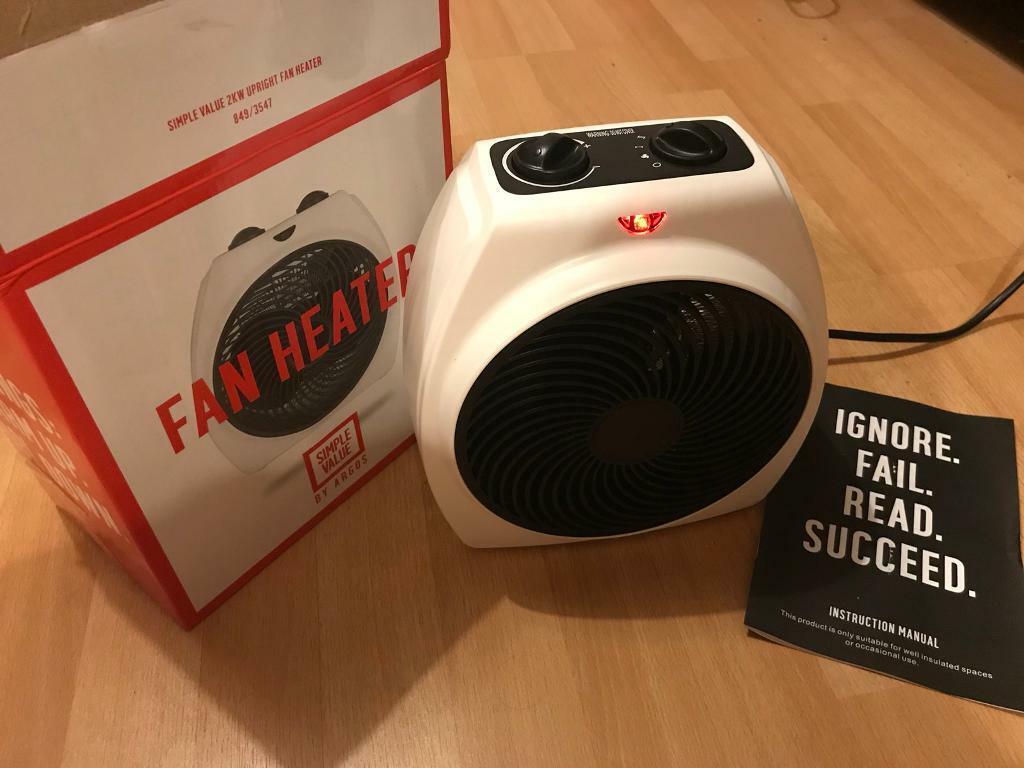 Argos Car Fan Heater • Cabinet Ideas
