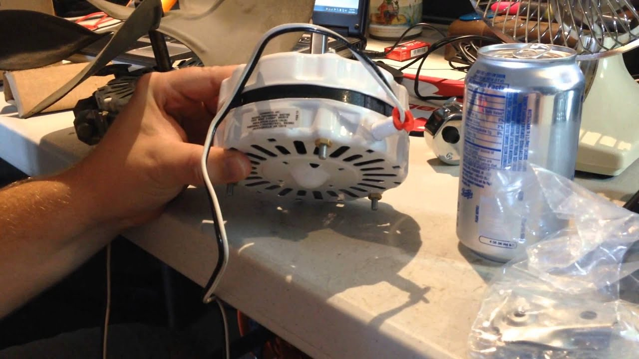 Attic Power Vent Fan Motor Replacement for size 1280 X 720
