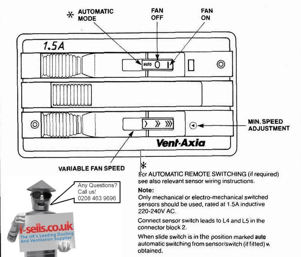 Wiring A Vent Axia Fan  U2022 Cabinet Ideas