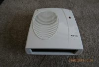 Glen Bathroom Wall Fan Heater In Standish Manchester Gumtree within sizing 1024 X 768