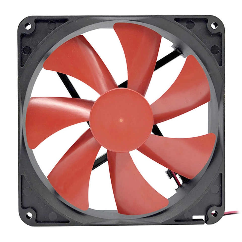 Good F14025 140mm Pc Case Fan Cooler 4 Pin Connector Cooling throughout sizing 960 X 960