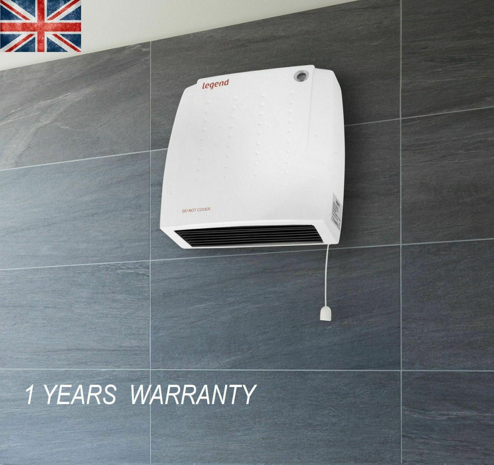 Heating Cooling Glen 2 Kw Wall Mounted Downflow Fan Heater for size 1600 X 1505
