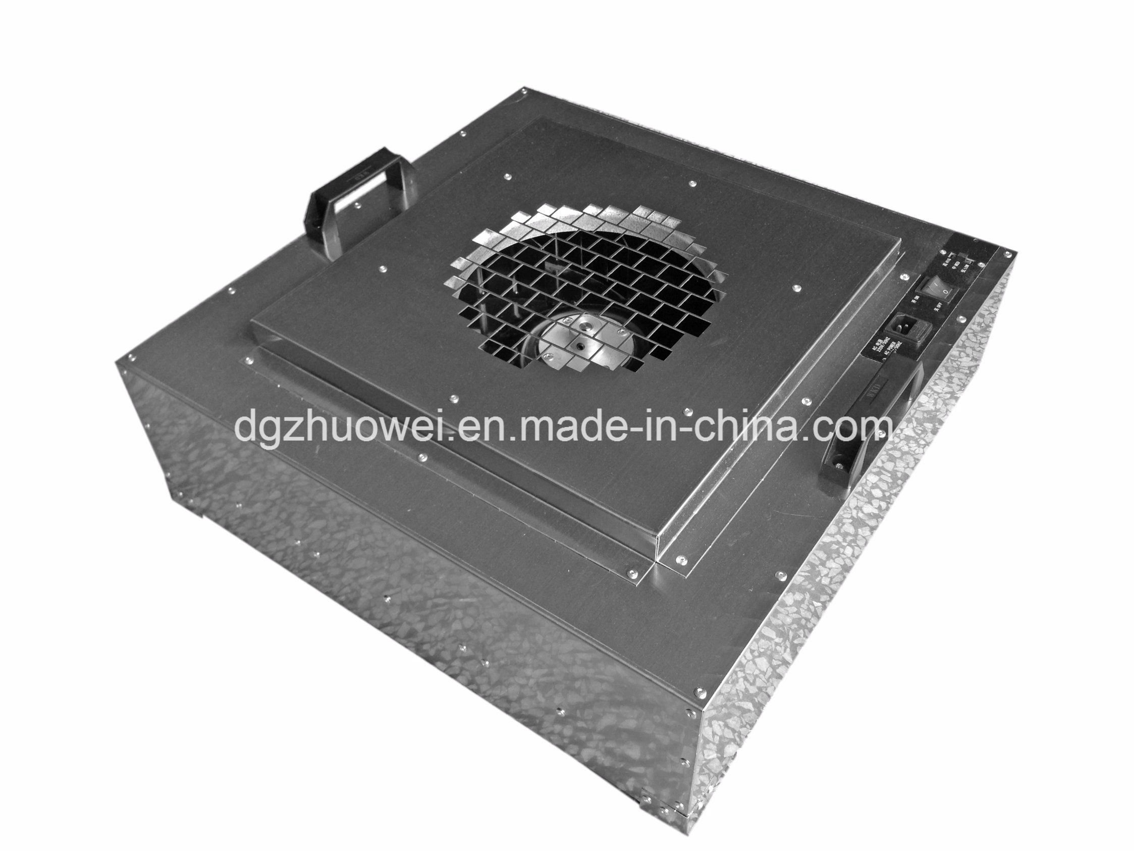 Hot Item Clean Room Equipment Ffu Hepa Filter Fan Filter Unit inside size 2247 X 1686