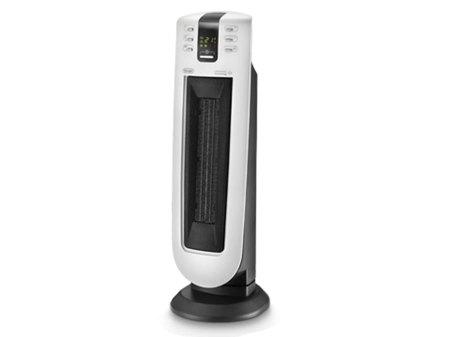 Key Features Tower Ceramic Heater Tch7092er Delonghi with measurements 1440 X 1080