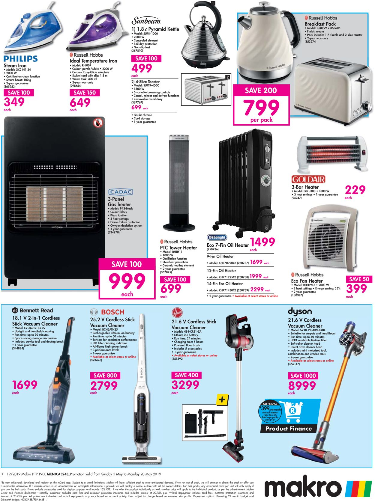 Makro Current Catalogue 20190505 20190520 7 Za with proportions 1250 X 1675