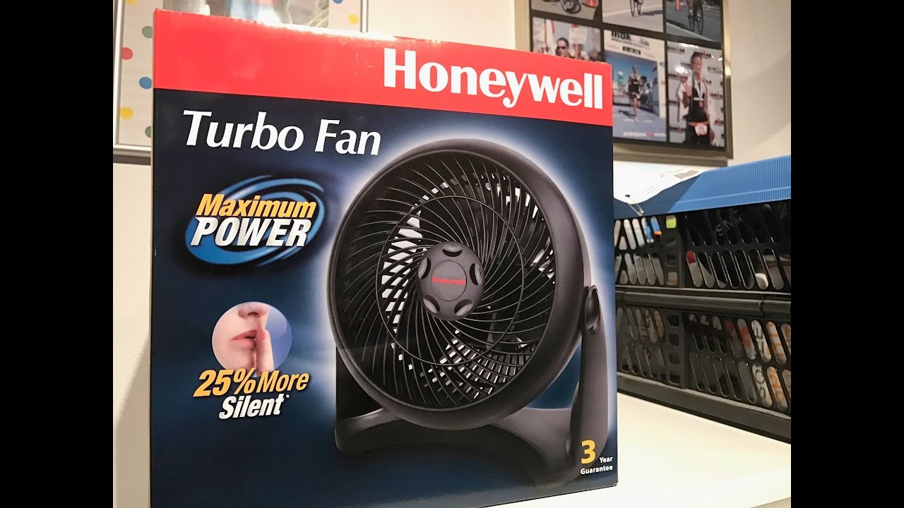 My Biggest Fan Honeywell Ht 900e Review with dimensions 1280 X 720