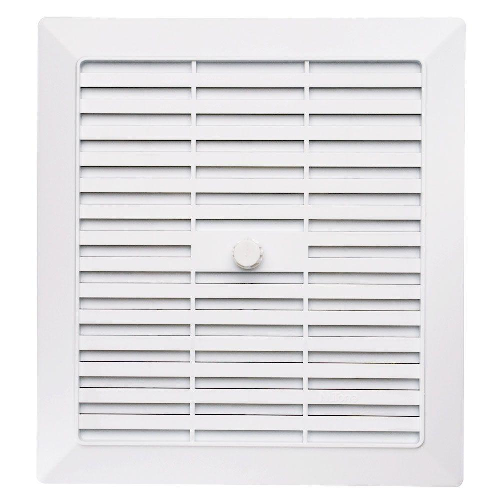 Nutone Replacement Grille For 686 Bathroom Exhaust Fan throughout proportions 1000 X 1000
