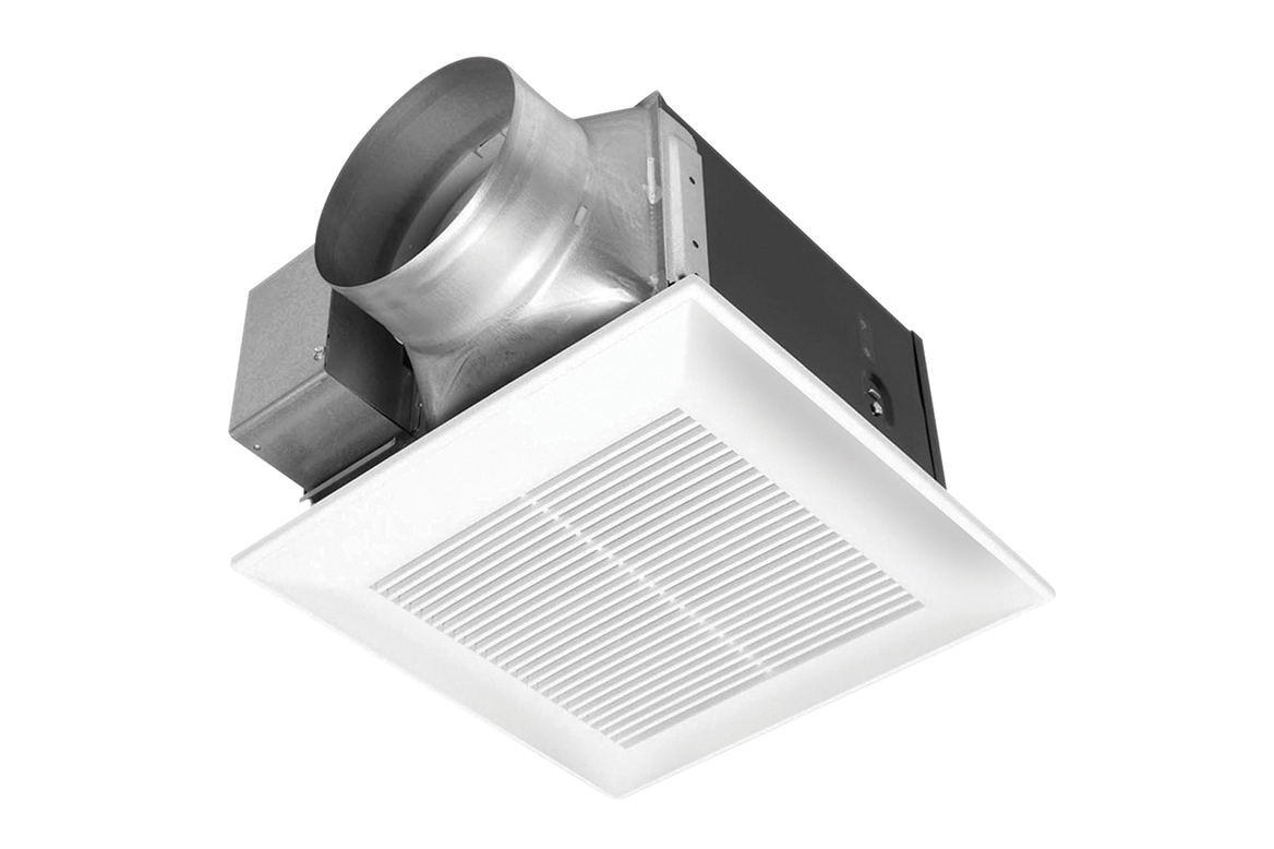 Panasonic Ventilation Whisperceiling Fan Quiet Spot with size 1168 X 778