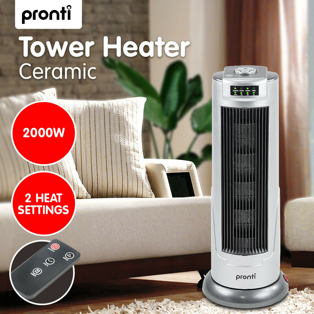 Pronti Hea Pct 177 2000w Ceramic Tower Heater for sizing 1000 X 1000