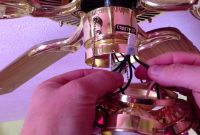 Replacing A Broken Pull Chain Switch On A Ceiling Fan inside dimensions 1280 X 720