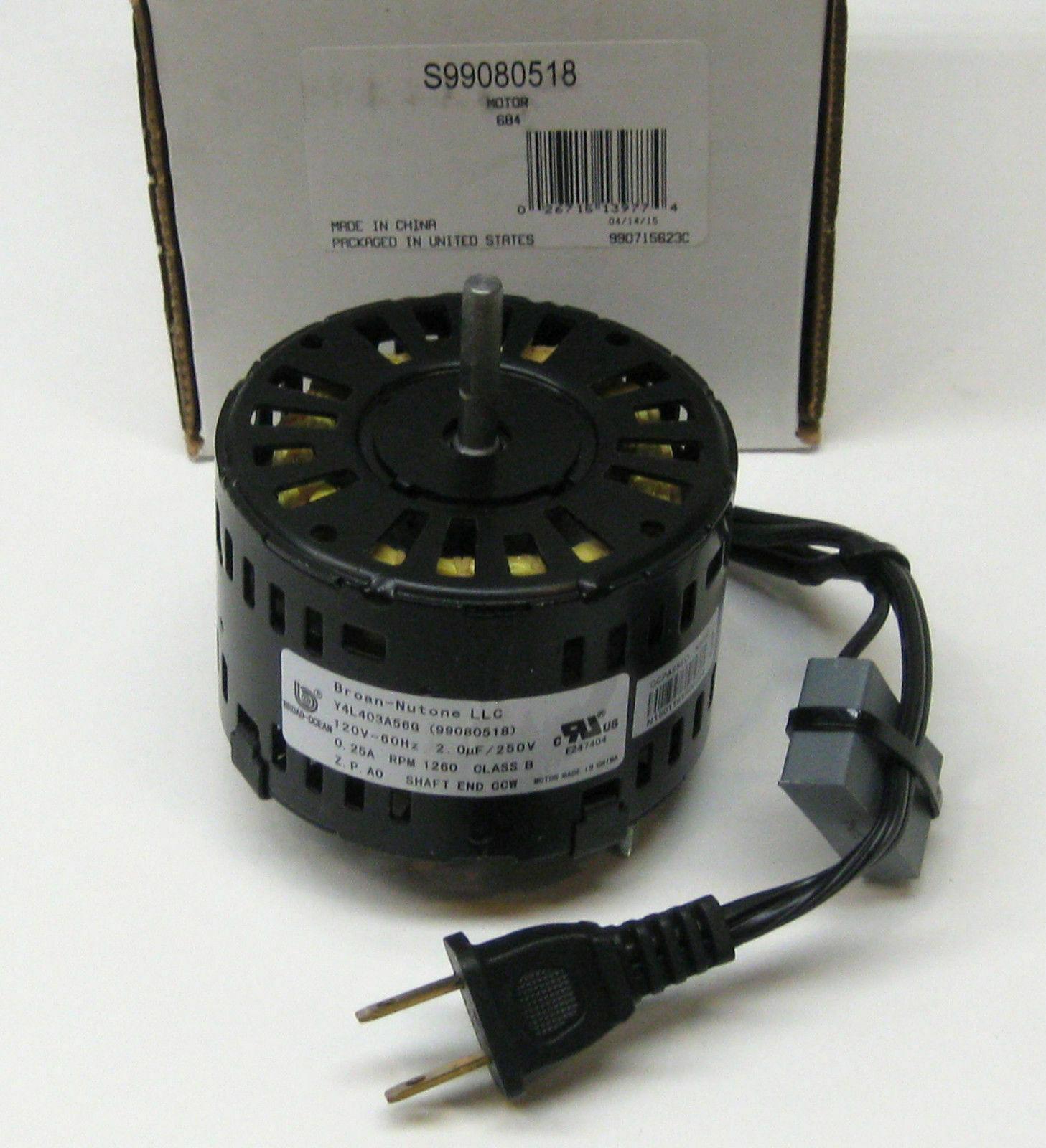S99080518 Broan Vent Fan Blower Motor For Ja2c227 97009753 7173 0149 99080346 inside size 1457 X 1600