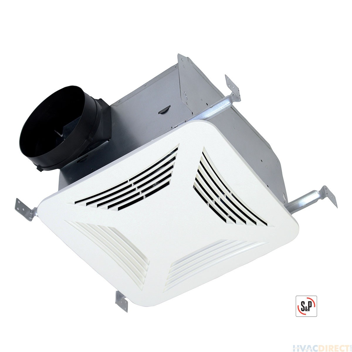 Sp Premium Choice Ceiling Mounted Bathroom Exhaust Fan 80 Cfm Pc80x pertaining to size 1200 X 1200