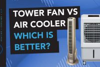 Tower Fan Vs Air Cooler Which Is Better with regard to sizing 1280 X 720