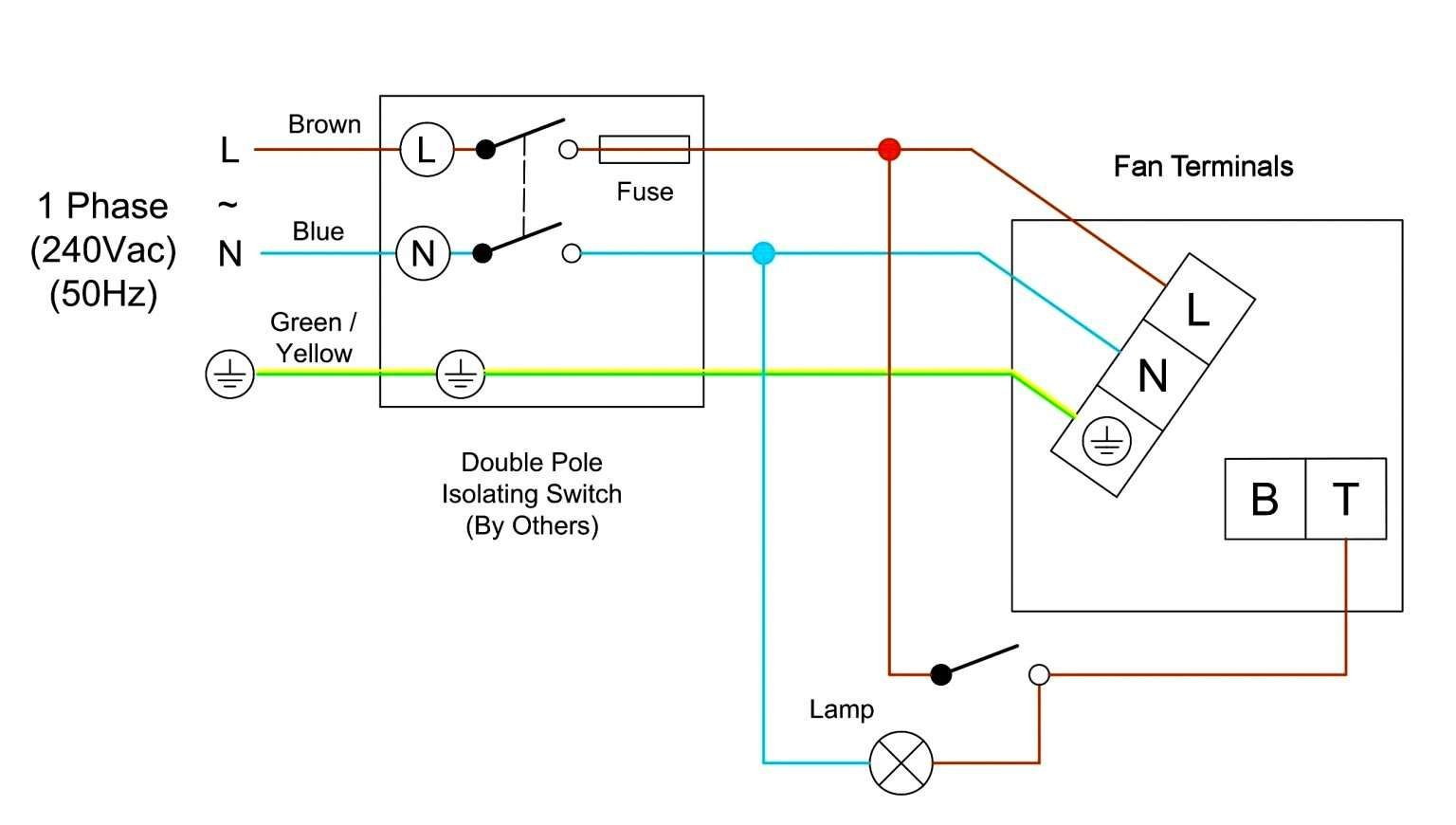 Extractor Fan Bathroom Wiring Diagram from veryshortpier.com